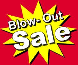 blow-out-sale