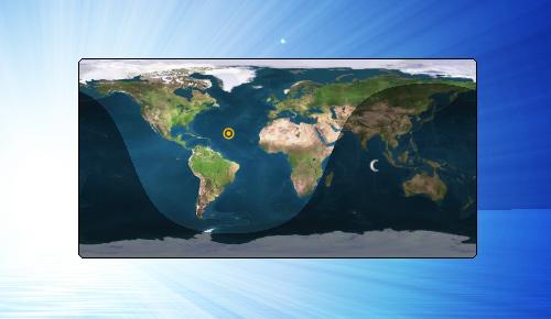 Sunligth-World-Map