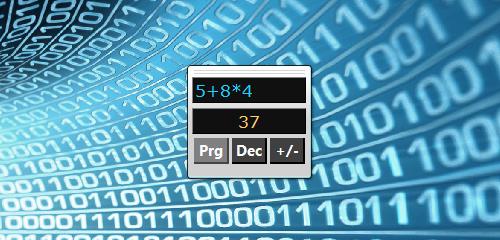 7Calc-Expression-Calculator