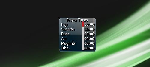 Prayer-Times