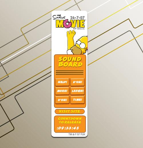 Simpsons-Gadget