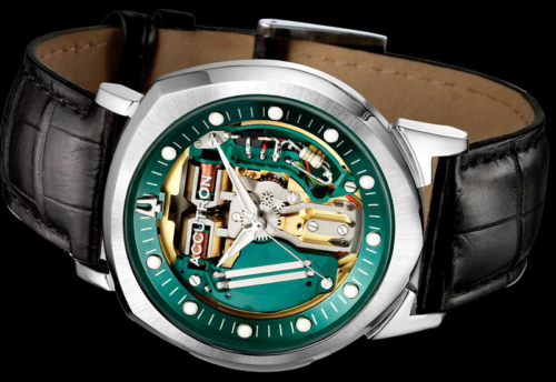 BULOVA SPACEVIEW LIMITED EDITION